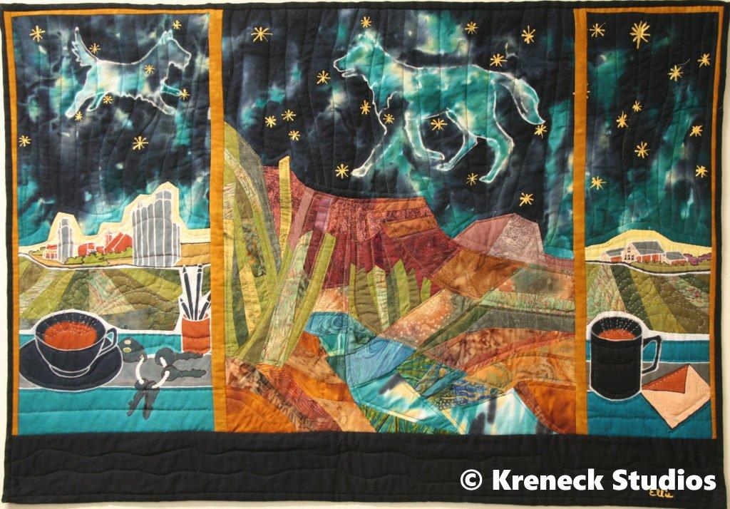 6-b-e-kreneck-the-llano-estacado-summer-nights-and-good-dawgs-h-28-in-x-40-in-2013